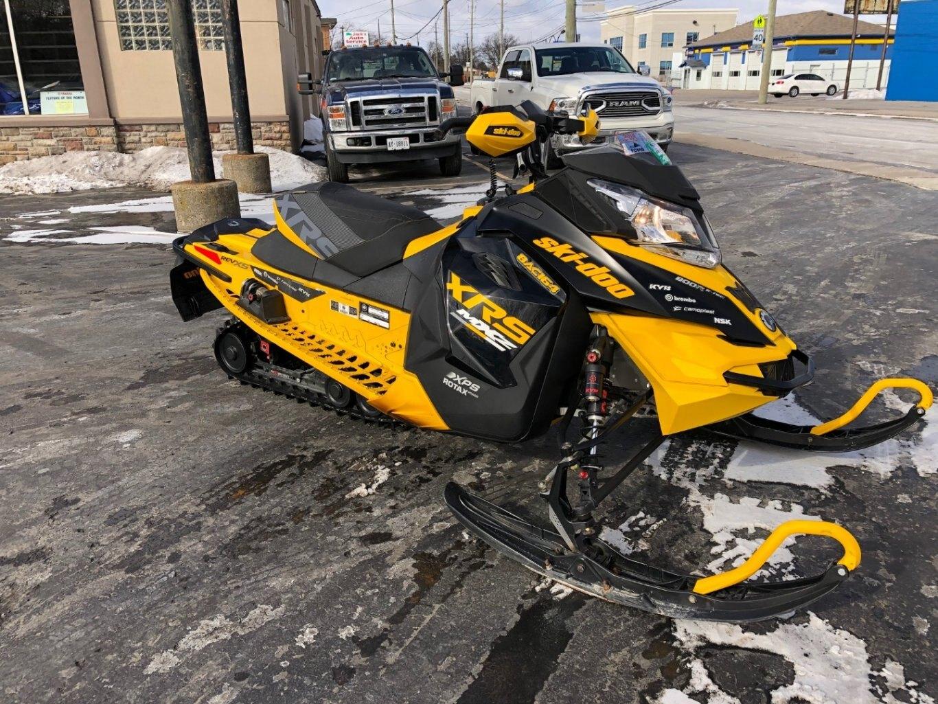 2014 Ski Doo MXZ800 XRS