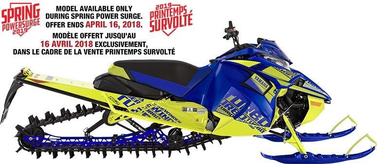Snowmobiles - Yamaha 5 Star Motorcycle Dealer in Weyburn