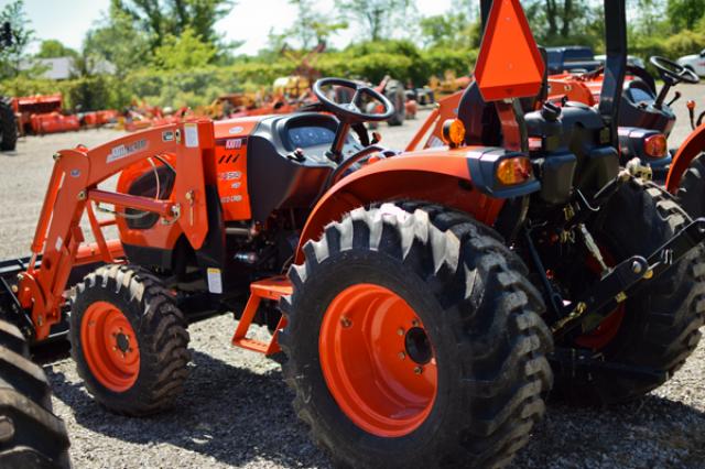 Kioti Tractors|Kioti CK3510HST