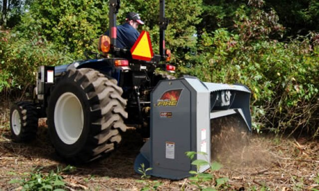 TRACTOR ATTACHMENT SALES - Shaw Brothers, Barrie ON|3-Point Mulcher