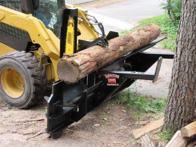 Search|Skid Steer Wood Processor