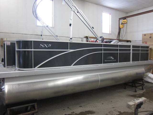 For Sale: 2020 Bennington 21ssx 0ft<br/>Walsten Marine