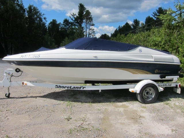 2001 Silverline boat for sale, model of the boat is 1700 & Image # 1 of 16