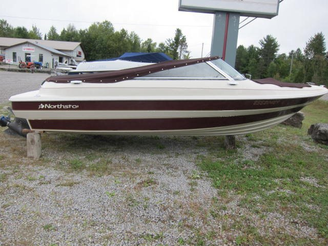 1994 Northstar boat for sale, model of the boat is 181 & Image # 2 of 11