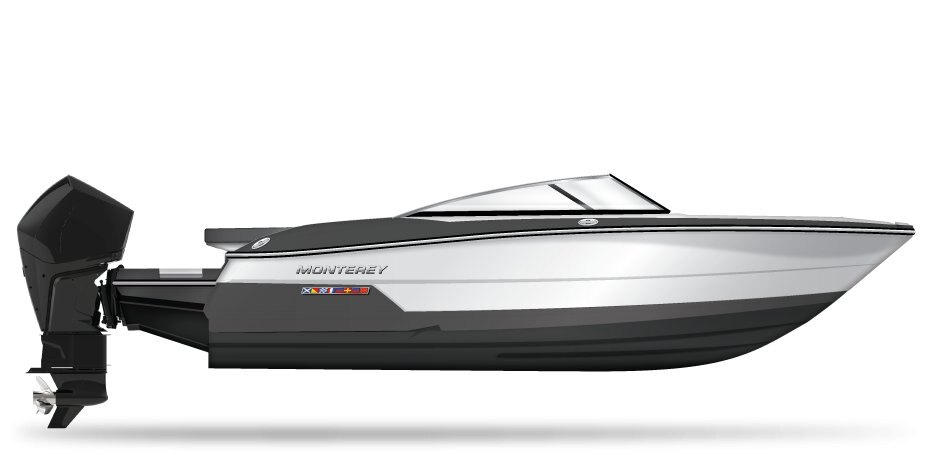 2021 Monterey boat for sale, model of the boat is 215SS & Image # 6 of 7