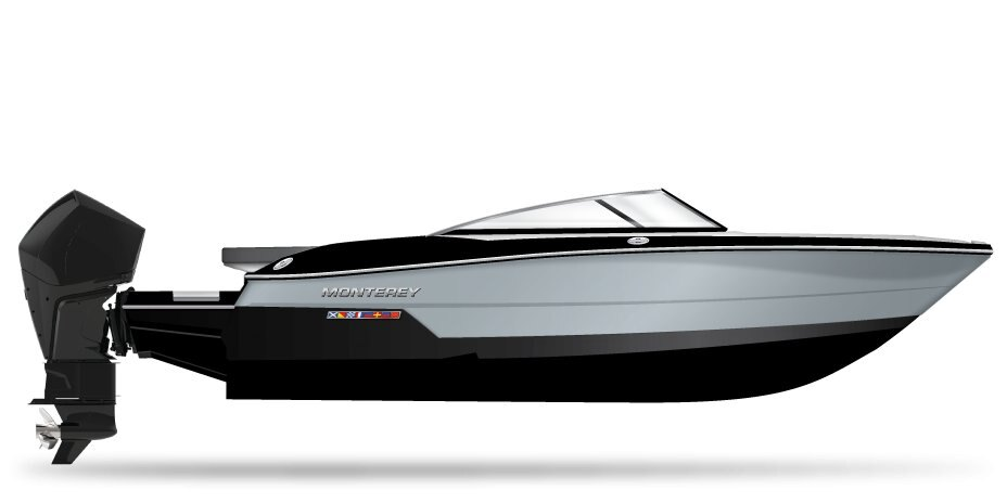 2021 Monterey boat for sale, model of the boat is 215SS & Image # 7 of 7