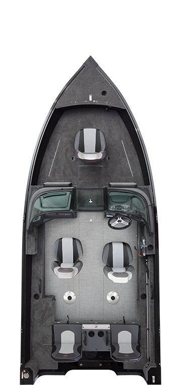 2021 Alumacraft boat for sale, model of the boat is Competitor 165 Sport & Image # 20 of 20