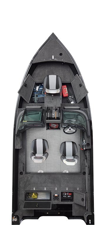 2021 Alumacraft boat for sale, model of the boat is Competitor 165 Sport & Image # 19 of 20