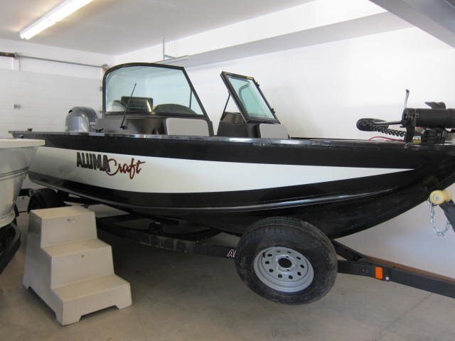 2021 Alumacraft boat for sale, model of the boat is Competitor 165 Sport & Image # 2 of 10