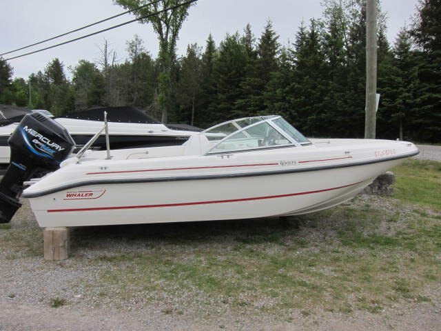 1998 Boston Whaler boat for sale, model of the boat is VENTURA EIGHTEEN & Image # 9 of 9