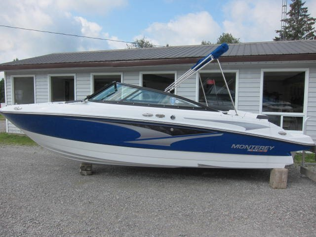 2022 Monterey boat for sale, model of the boat is M205 & Image # 1 of 9