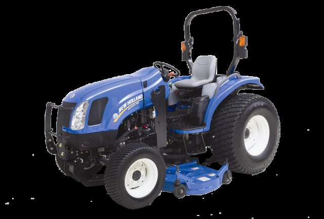 New Holland Tractors & Telehandlers|New Holland Boomer
