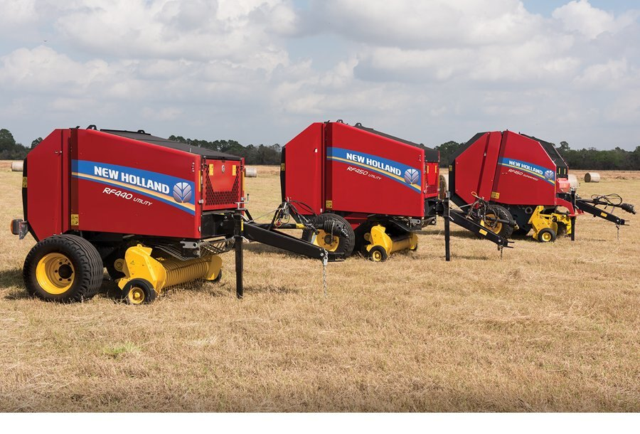 New Holland Seeding Equipment|New Holland RF Fixed Chamber